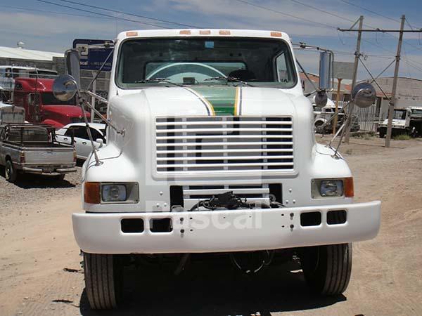 Camión Internacional 8100 con revolvedora