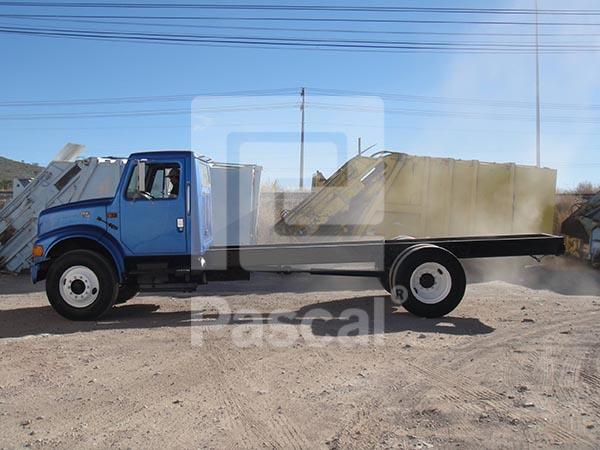 Camión Kenworth T-300 Rabón