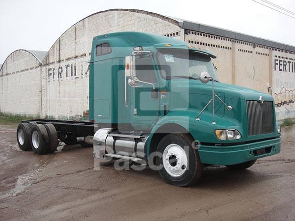 Camión International modelo 9200