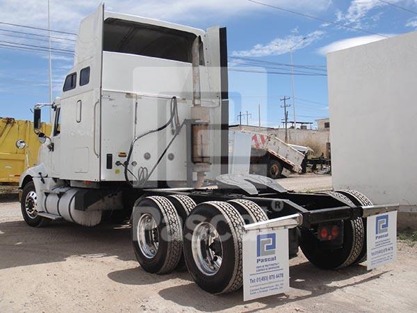 Camión International 9400 - Quinta rueda