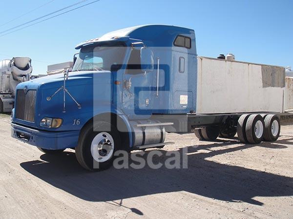 Camión_International_modelo_9200_