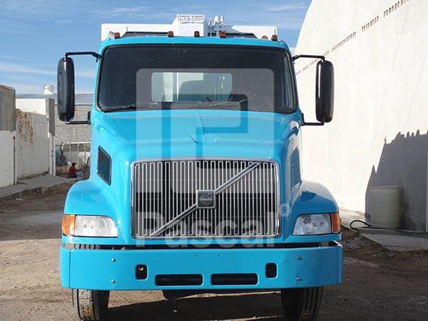 Camión Volvo Segunda Generación