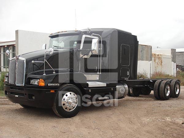 Camión Kenworth modelo T600