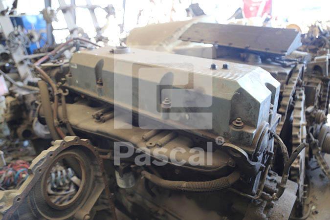 Motor Detroit DDEC V