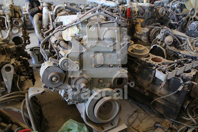 Motor Detroit DDEC II