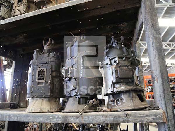 Transmisión Estándar Spicer, modelo 15514-7, de 10 velocidades