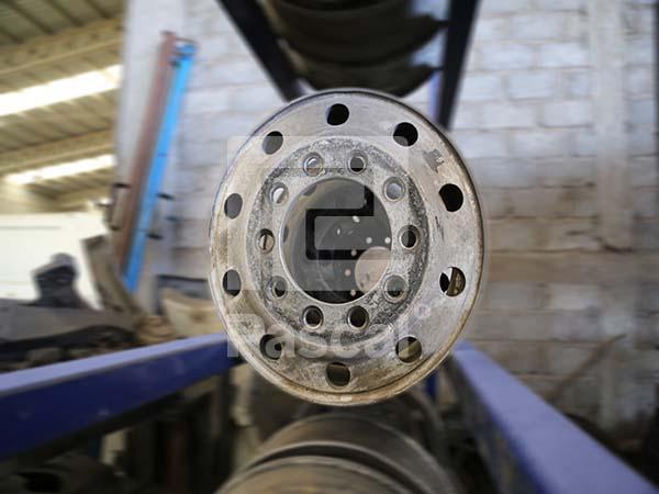 Rin de Aluminio de 24.5 Pulgadas, Capuchon