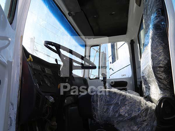 Camión Internacional 8100 – Torton Revolvedor de cemento