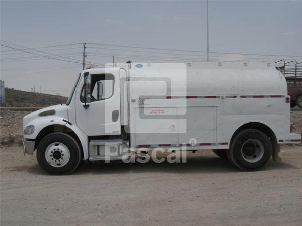 Camión International 9100 Pipa