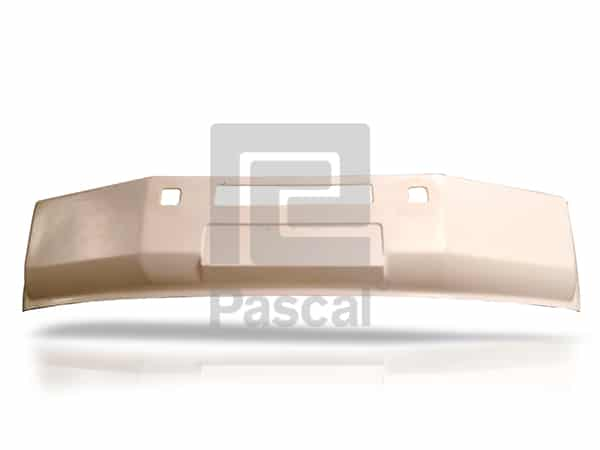 Defensa para T-800 de fibra de vidrio sin faros
