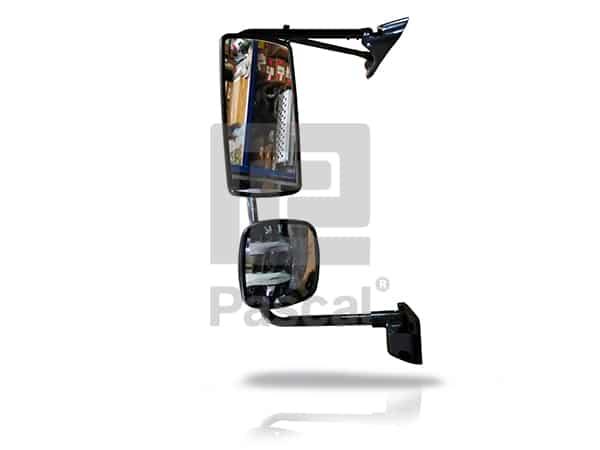 Espejo completo International 4000-7600 lado chofer y pasajero