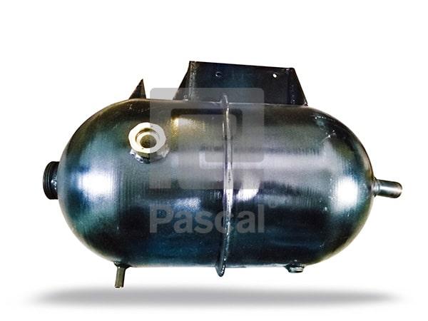 Tanque de acero devolvedor de agua para International 8600