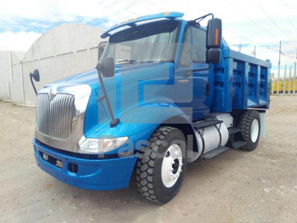 Camion International 8600 volteo 7m3