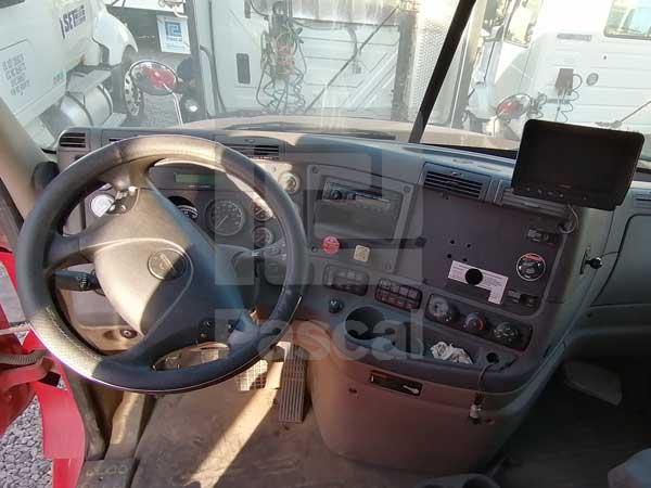 Corte freightliner cascadia