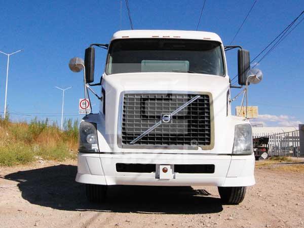 Camión volvo Volteo 14m3